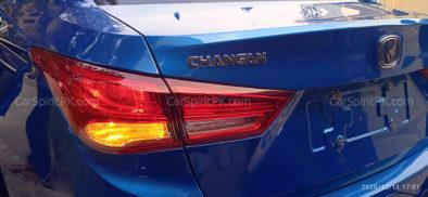 Changan Alsvin Unveiled in Pakistan 17