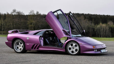 Lamborghini Celebrating 30 Years of Diablo 17