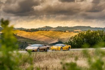 Lamborghini Celebrating 30 Years of Diablo 5