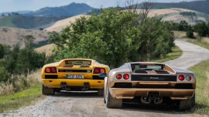 Lamborghini Celebrating 30 Years of Diablo 7