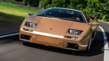 Lamborghini Celebrating 30 Years of Diablo 3