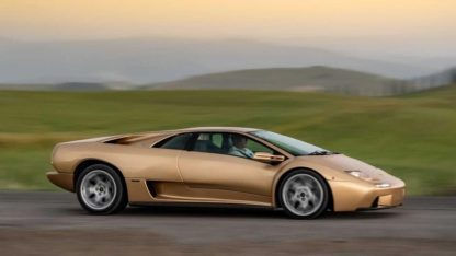 Lamborghini Celebrating 30 Years of Diablo 4