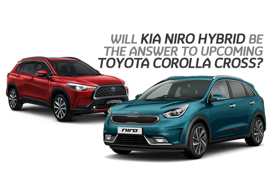 Will Kia Niro be the Answer to Upcoming Toyota Corolla Cross? 2