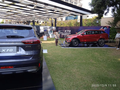 Proton X70 Launched in Pakistan from PKR 48.9 Lac 6
