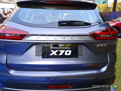 Proton X70 Unveiled to Media 34