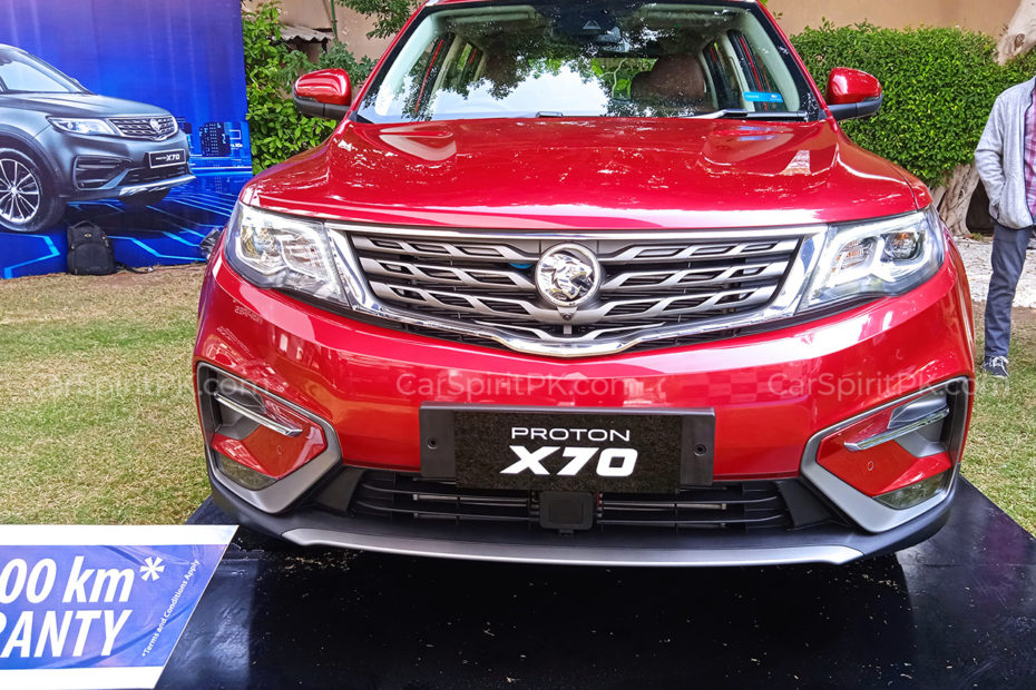 Proton X70 Unveiled to Media 3
