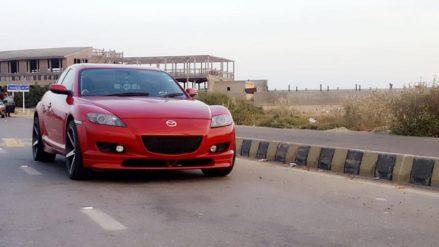 Remembering the Mazda RX-8 7