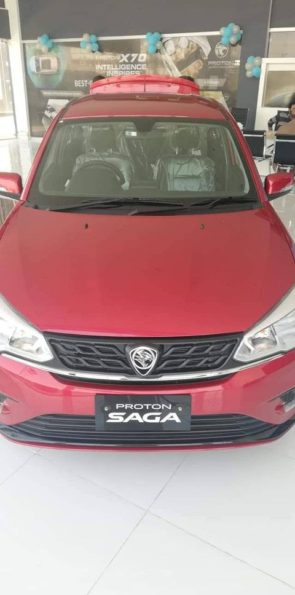 Proton Saga Begin Reaching Dealerships 1