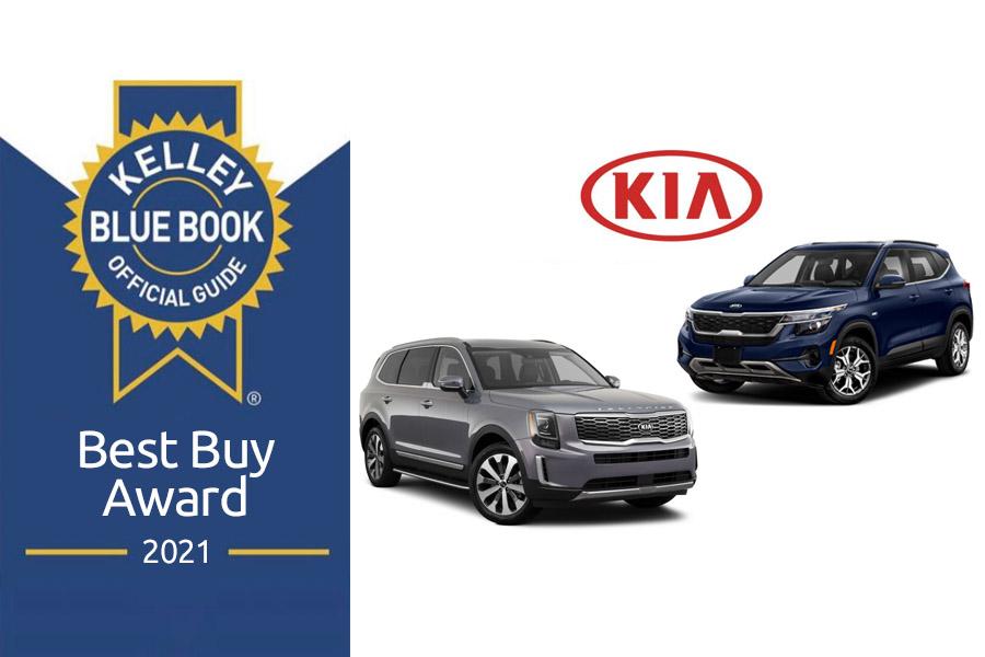 Kia Seltos and Telluride Wins 3 Titles in 2021 Kelley Blue Book Best Buy Awards 1