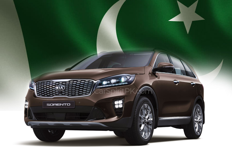 3rd Local Assembled Kia Will Be the 3.5L V6 Sorento 6
