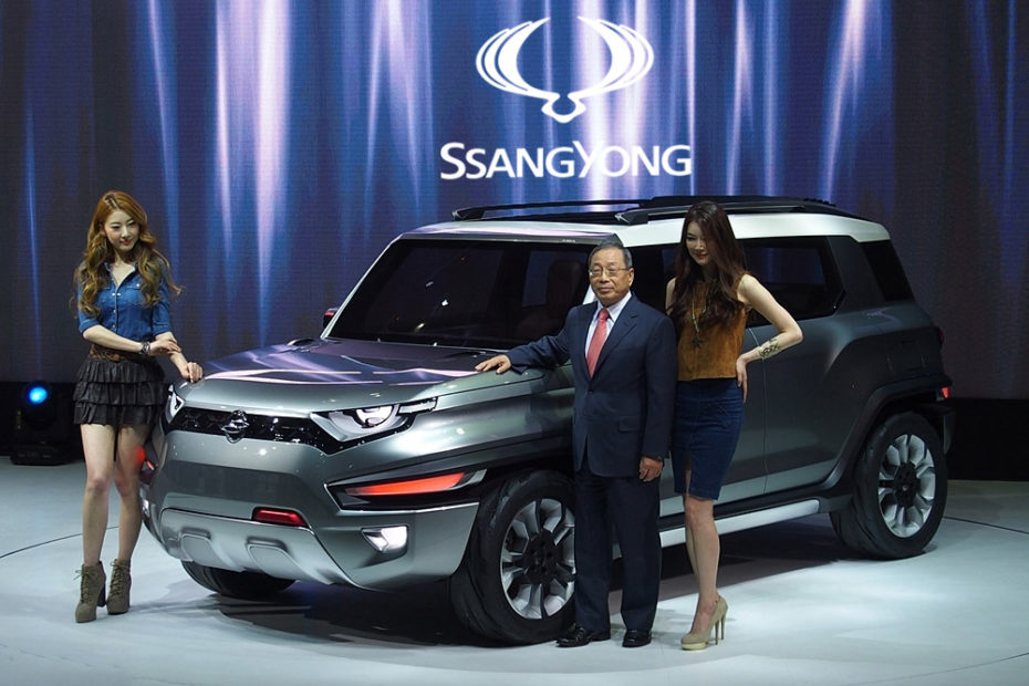 Ssangyong Files for Bankruptcy 1