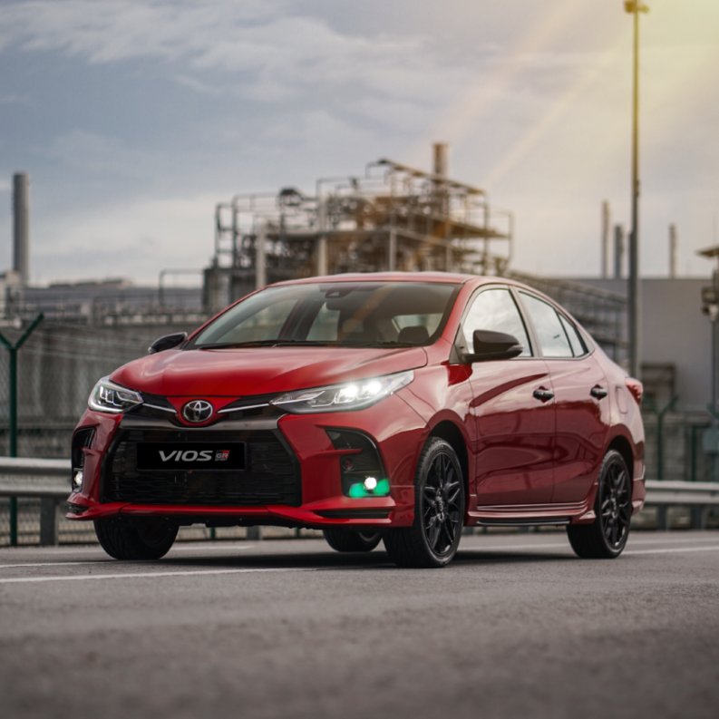 Toyota Launches the Sporty Vios GR-S in Malaysia 9
