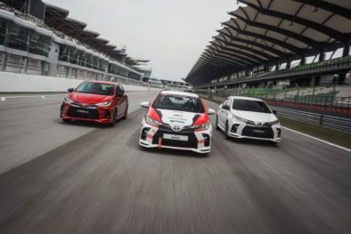 Toyota Launches the Sporty Vios GR-S in Malaysia 15