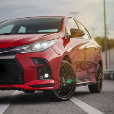 Toyota Launches the Sporty Vios GR-S in Malaysia 11