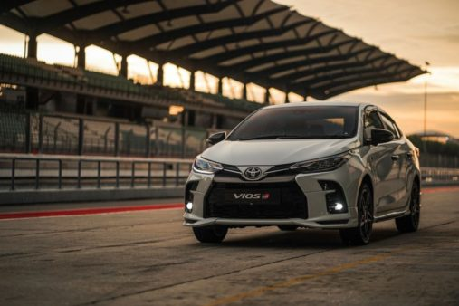 Toyota Launches the Sporty Vios GR-S in Malaysia 14