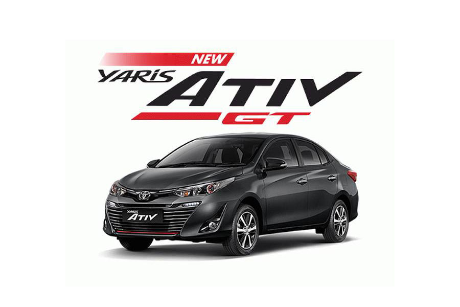 Toyota Updates the 2020 Yaris Ativ in Thailand 3