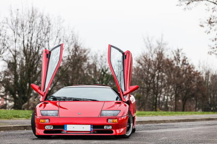 Lamborghini Celebrating 30 Years of Diablo 16