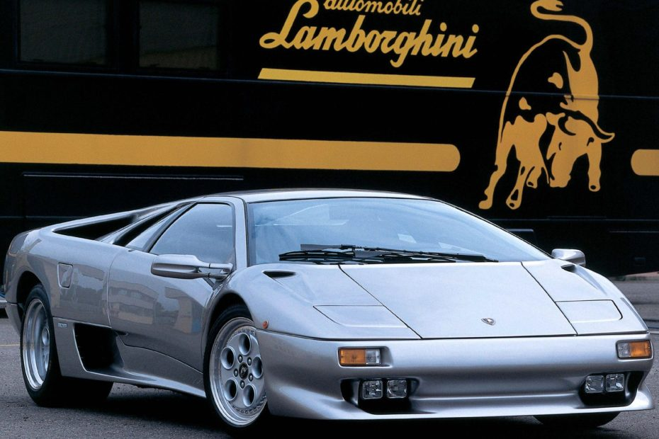 Lamborghini Celebrating 30 Years of Diablo 1