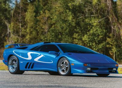 Lamborghini Celebrating 30 Years of Diablo 19