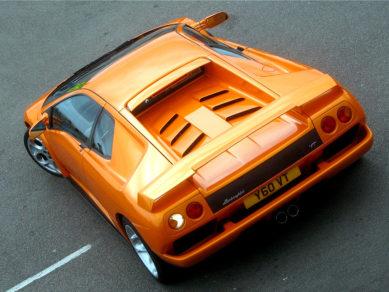 Lamborghini Celebrating 30 Years of Diablo 20