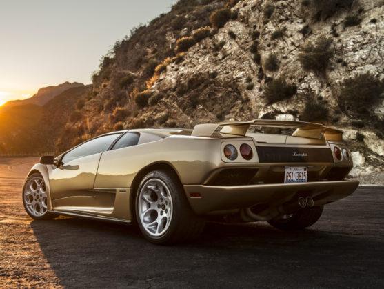 Lamborghini Celebrating 30 Years of Diablo 22