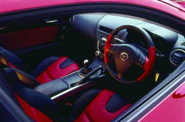 Remembering the Mazda RX-8 8