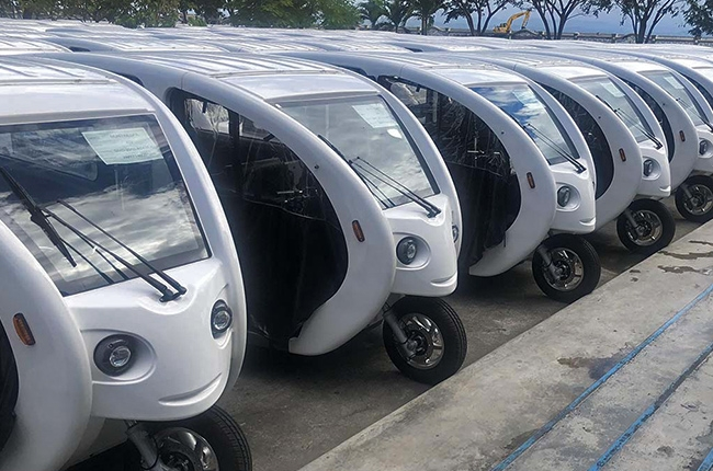 Toyota to Introduce Electric Tricycles in Pakistan 2