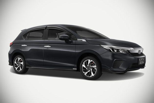 Honda City Hatchback gets Modulo Accessories 1