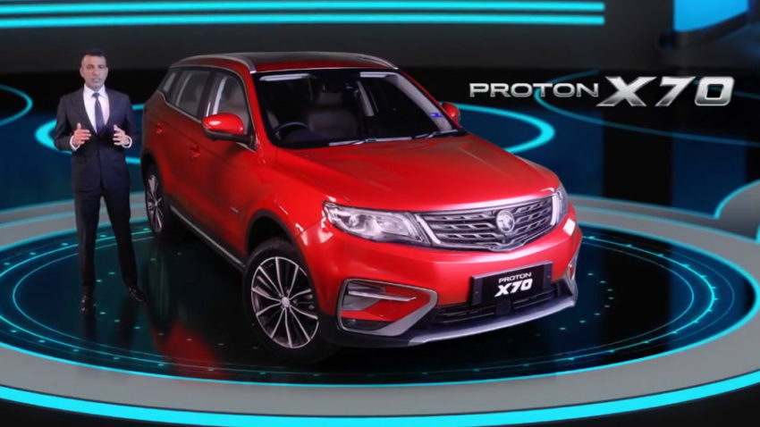 Proton to Begin Delivering Vehicles from September 2021 1