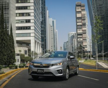 All New Honda City Sedan Launched in Mexico 7