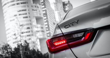All New Honda City Sedan Launched in Mexico 6