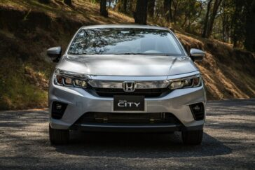 All New Honda City Sedan Launched in Mexico 5