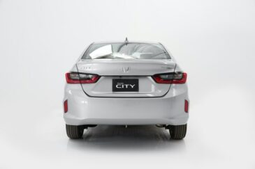 All New Honda City Sedan Launched in Mexico 4