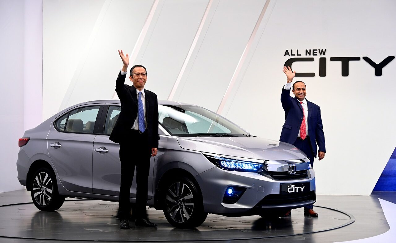 2021 Honda City launched in India 28