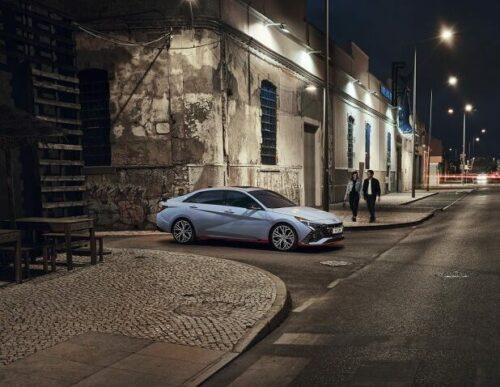 Hyundai Elantra N High Performance Sedan Debuts Globally 5