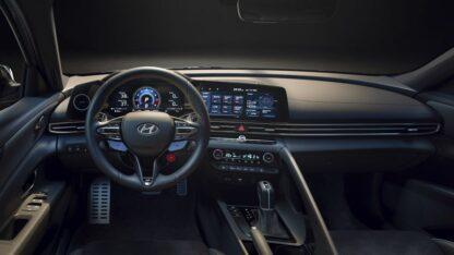 Hyundai Elantra N High Performance Sedan Debuts Globally 6