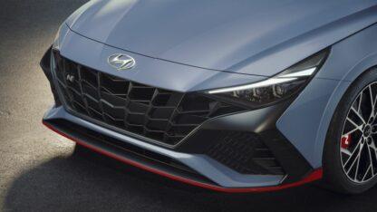 Hyundai Elantra N High Performance Sedan Debuts Globally 1