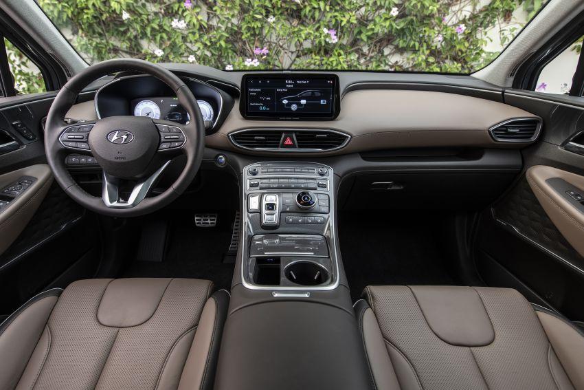 2021 Hyundai Santa Fe Facelift Launched in Indonesia 3