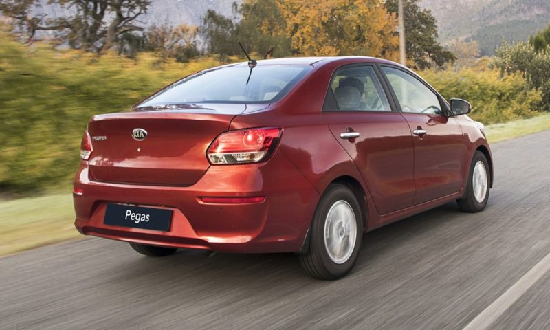 Kia Should Consider Tapping the Subcompact Sedan Segment in Pakistan 7