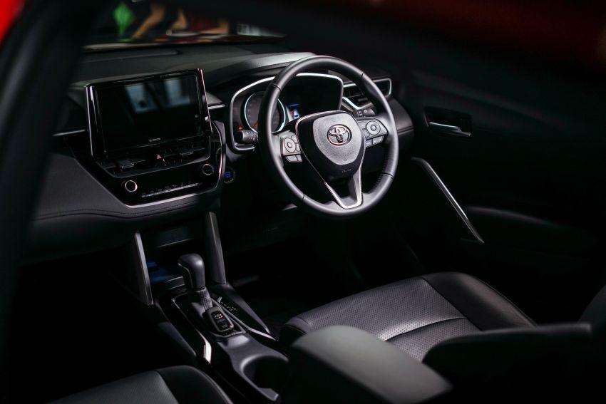Toyota Corolla Cross Launched in Malaysia 3