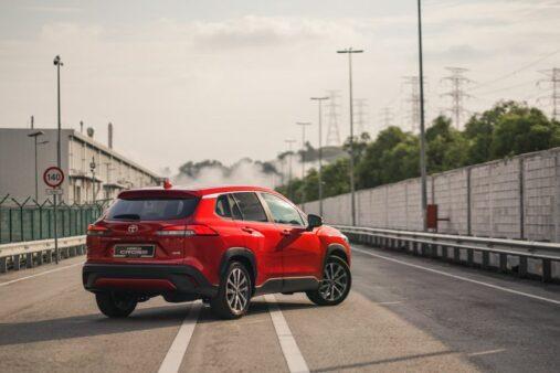 Toyota Corolla Cross Launched in Malaysia 11