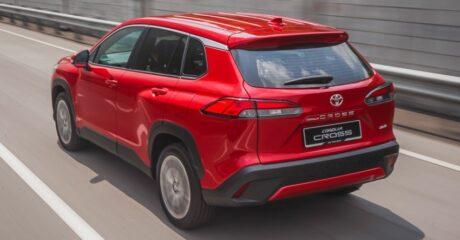 Toyota Corolla Cross Launched in Malaysia 7