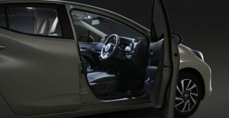 Toyota Launches the All New Aqua (Prius C) 8