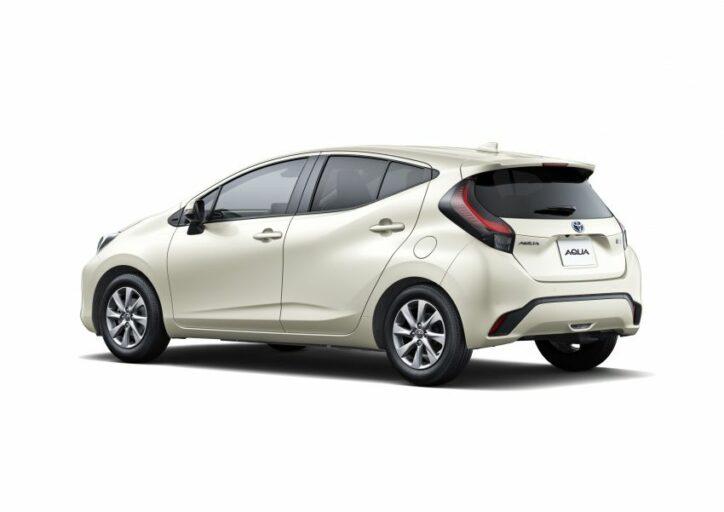 Toyota Launches the All New Aqua (Prius C) 7