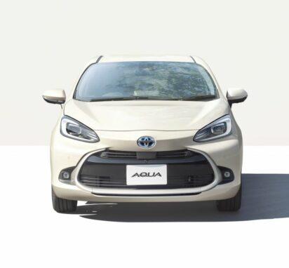 Toyota Launches the All New Aqua (Prius C) 5