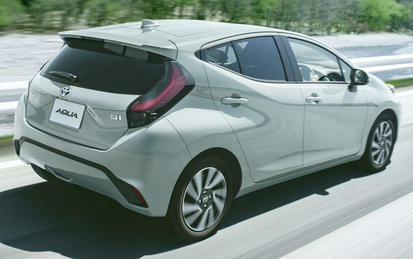 2021 Toyota Prius c 4 e1626685254860 850x533 1