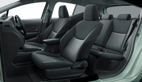 Toyota Launches the All New Aqua (Prius C) 9