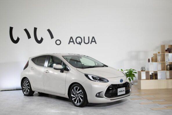 Toyota Launches the All New Aqua (Prius C) 11