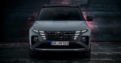 All New Hyundai Tucson N Line Unveiled Ahead of Debut 6
