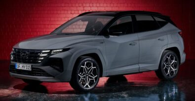 All New Hyundai Tucson N Line Unveiled Ahead of Debut 1